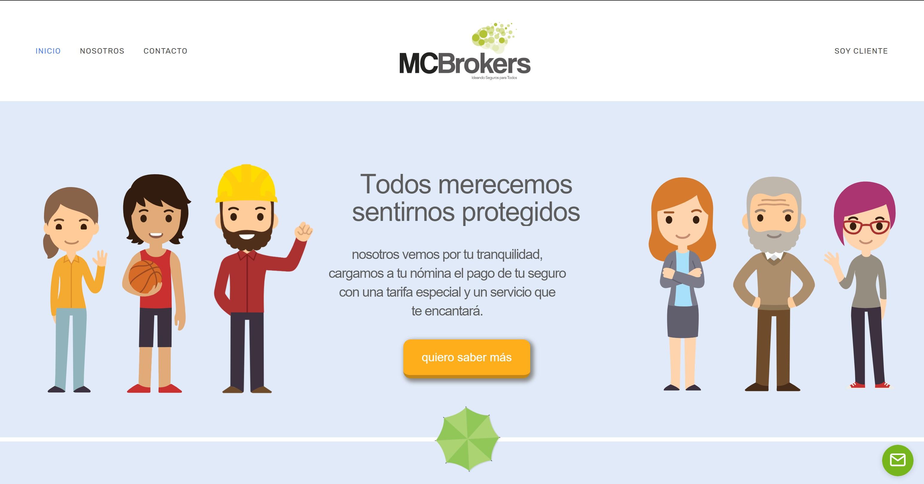 Sitio web mcb.uno